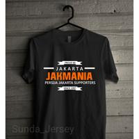 KAOS T-SHIRT PROUD TO BE JAKARTA JAKMANIA