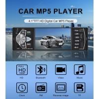 Kklusb Tape Audio Mobil Bluetooth MP5 Parkir Monitor 4.1 Inch 4022D