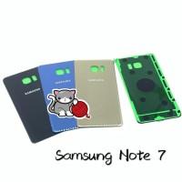 backdoor backcover tutup belakang tutup baterai Samsung Note 7/Note FE