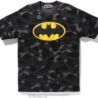T-Shirt Bape x Batman Camo kids