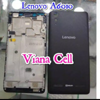 BACK DOOR BACKDOOR FRAME LCD TULANG CASING FULLSET LENOVO A6010 ORI