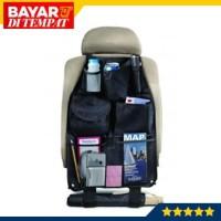 AUTO SEAT ORGANIZER Back Auto Seat Car Organizer Barang (HR78)