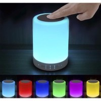 SPEAKER BLUETOOTH CL-671 SMART TOUCH PORTABLE LAMP