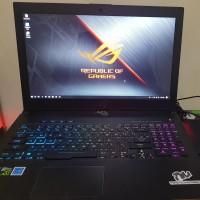 Asus ROG Zephyrus M GM501GS / i7-8750H / 16GB / GTX 1070-8GB