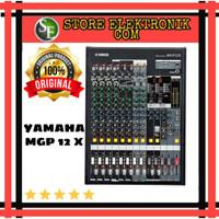 Promo Mixer Yamaha MGP 12 X Original