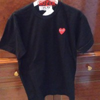CDG Play Comme Des Garcons Little Red Heart T-Shirt