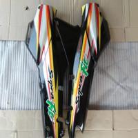cover body belakang motor supra fit 2004-2005