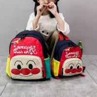 ARAMI ANPANMAN TRAVEL BAG │ Tas Kanvas Jepang Karakter Anak Dewasa