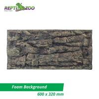 Reptizoo Foam Background 600x320mm