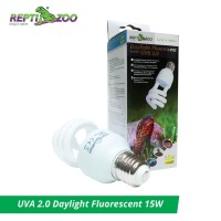 Reptizoo UVB 2.0 15W - Lampu Reptil