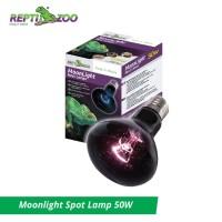 Reptizoo Moonlight Spot 50W - Lampu Reptil