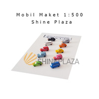 Mobil Miniatur 1:500 - Bahan Maket