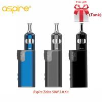 TERCANGGIH Free tank Original Aspire Zelos 50W 2.0 Kit MTL with