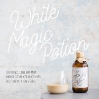 White Magic Coldbrew Coffee 250ml (Gojek/Grab Instant)