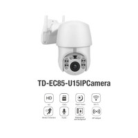 IP Camera Wifi 1080P, PTZ, 2MP Outdoor IP66 Waterproof, Auto Tracking