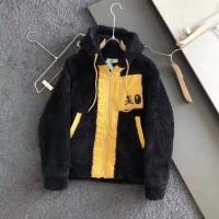 Mastermind x Bape faux jacket