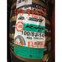 CORSA PLATINUM R46 100/80-14 (BAN MOTOR BALAP)