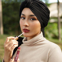 Spicy Coral - Lip & Cheek Mousse Matte Lumecolors Spicy Coral