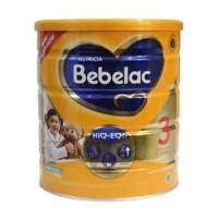 Bebelac 3 800gram rasa vanilla dan madu (usia 1-3 tahun)