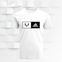 Kaos Baju T-shirt Messi LM10 Sport Sepak bola Kaos Distro 1