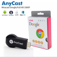 HDMi DONGLE ANYCAST M2 M4 PLUS MIRACAST AIRPLAY