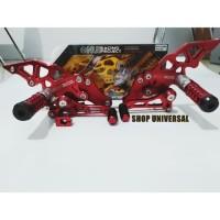 Underbone Monster 3 Model Lipat NUI R15 NEW / V3 / R25 Aksesoris Motor