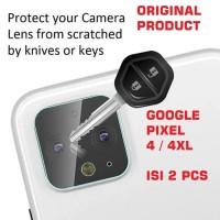 Google Pixel 4 4 XL 4XL Tempered Glass Camera Anti Gores Lensa Kamera
