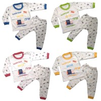 Piyama Bayi / Stelan Baju Tidur Anak Bayi Laki Racing Team