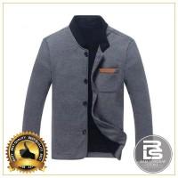 Jaket Pria Kasual Jas Blazer Premium Fleece Kuat - DRB SWEAT SHIRT
