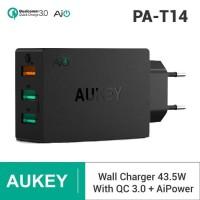 aukey pa-t14 3 port usb