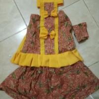 baju fashion show batik casual
