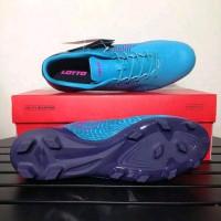 New Release Terbaru Sepatu Bola Lotto Original Blade Fg Scuba Blue