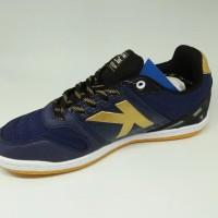 Sepatu futsal kelme original Intense Indigo blue new 2018