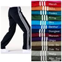 Celana Training Pria dan Wanita All Size - Celana Trening Panjang