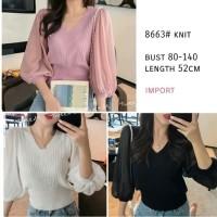 blouse import atasan baju wanita pesta korea jepang kpop anak remaja