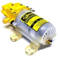 Shell Pompa Air High Pressure Car Washing Water Diaphragm Pump DC 12V