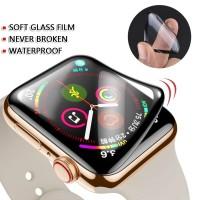 PET Anti gores screen guard nano shock Apple Watch 44mm 40mm Series 6