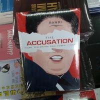 BUKU THE ACCUSATION KISAH TERLARANG DARI KOREA UTARA - BANDI
