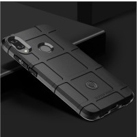Honor 8X Rugged Shield Army Military Silicone Premium Shock Case