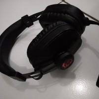 Headset gaming MSI