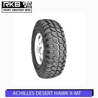 Achilles Desert Hawk X-MT 215/65 R16 - Ban Mobil Rush Terios Xtrail