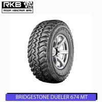 Bridgestone Dueler MT D674 215/75 R15 Ban Mobil