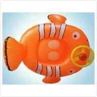 Ban Pelampung Setir Ikan Oren Nemo Ban Renang Swimming Anak Balita
