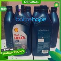 Baru Murah Oli Mobil Shell Helix H7 SAE 10W40 Oil SAE 10W-40 Paling
