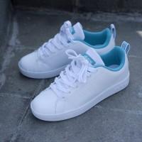 Sepatu Wanita Adidas Neo Advantec White-Tosca Original Indonesia