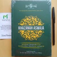 Buku Khazanah Aswaja: Memahami, Mengamalkan dan Mendakwahkan Aswaja NU