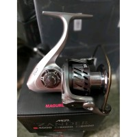 Fishing Reel Maguro Zander 4000 Power Handel