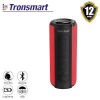 Element T6 Plus SoundPulse™ Portable Bluetooth Speaker merah