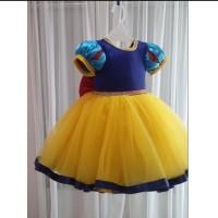 baju bayi snow white merk disney