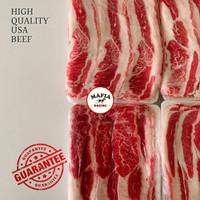 USA Beef Slice / Daging Sapi Slice Tipis / Shortplate Slice 250 g
